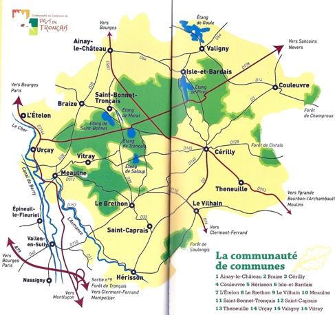 Philippe Robin Immobilier Braize Pays De Troncais
